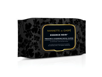 Art of Noir | Essence Noir Facial Cloths available on Global Glow