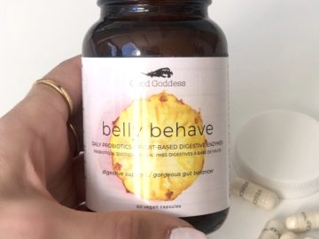 Belly Behave available on Global Glow